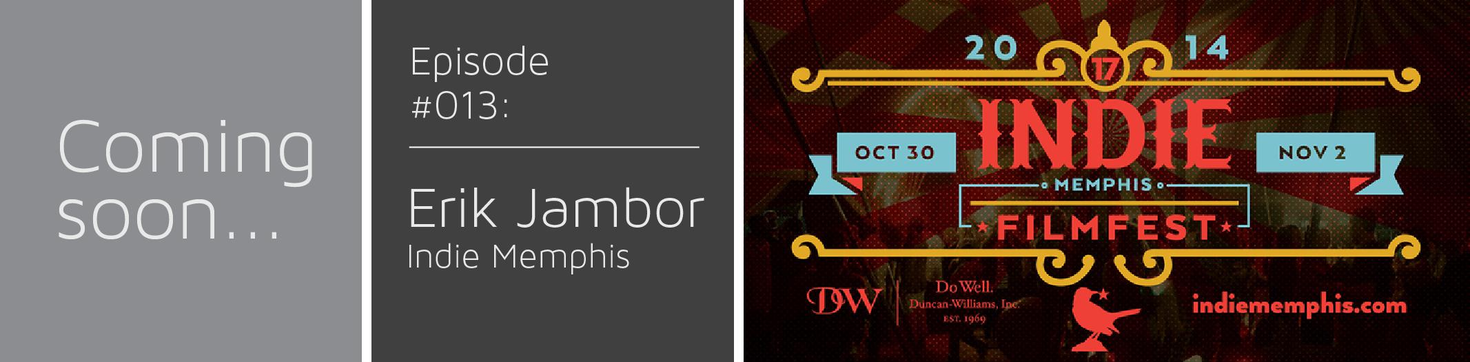 Erik Jambor | Indie Memphis